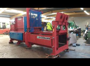 Avermann AVOS BP 1211-15/50 Waste compactor