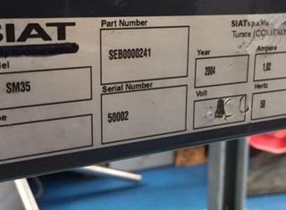 SIAT SM35 P210216041