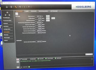 Heidelberg Suprasetter S74 P210216090