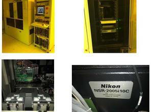 Machine pour wafer NIKON NSR-2005i10C
