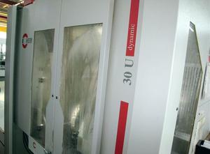 Hermle C 30 U dynamic Bearbeitungszentrum Vertikal