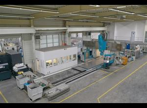 Zayer FPU-10000 CNC Bearbeitungszentrum Vertikal