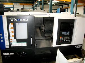 Hyundai WIA 230 LMSA Drehmaschine CNC