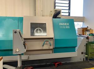 Index G300 Drehmaschine CNC