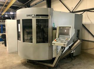 DMG DMU60T P210217057
