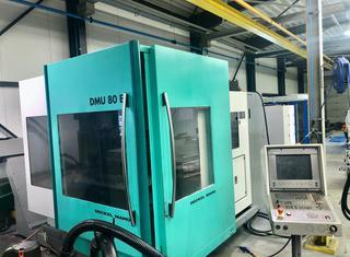 DMG DMU80E P210217058