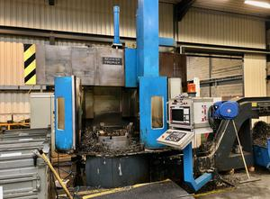 SCHIESS 12DS100 vertical turret lathe with cnc
