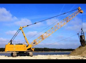 LIEBHERR LR1100 Crane