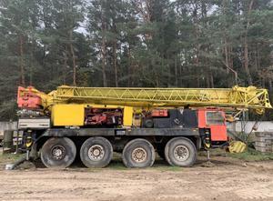 LIEBHERR LTM 1070 Crane