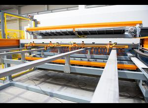 WELD ALP 2D/3D S automatic production line (welder) for 2D and 3D welded mesh and fence panels