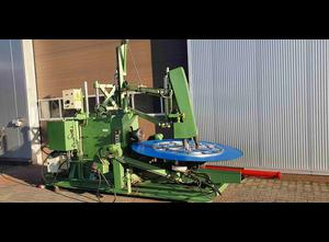 Leifeld 2000x6 mm Sheet metal machine