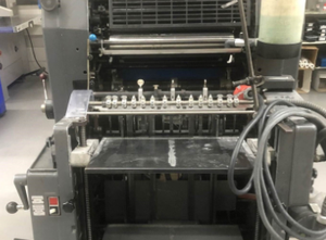 Offset un color Heidelberg GTO 46-1