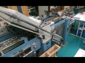 MBO T45-1-4 5-4 folding machine