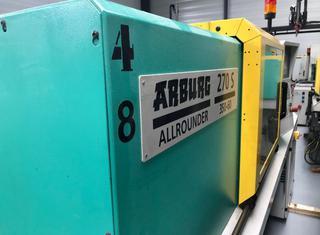 Arburg 35T 270S 80 P210219030