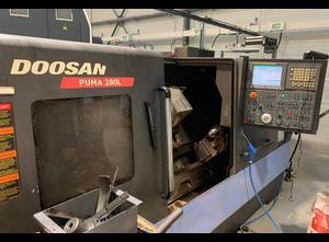 Doosan Puma 280L Drehmaschine CNC