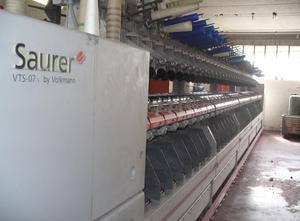 Máquina de retorcido Saurer VTS 07 . 5.10 BAUART5.10