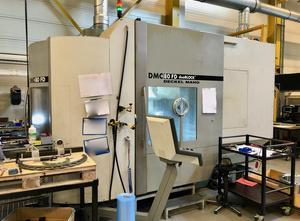 DECKEL MAHO DMC 80FD DuoBlock Bearbeitungszentrum 5-Achsen