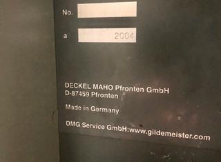 DECKEL MAHO DMC125U P210219212
