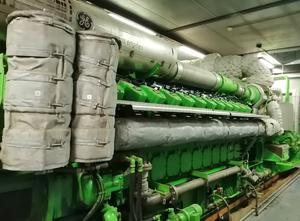 Jenbacher JMS 624GS-NL Generator