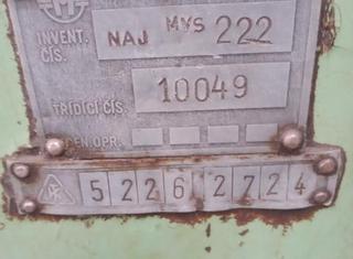 TOS FA 4V P210222009