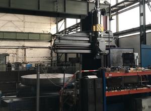 Berthiez 8920 Karusselldrehmaschine CNC