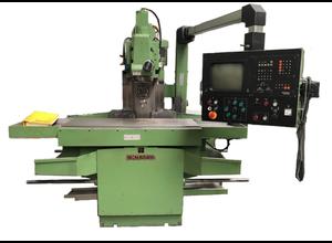 Reckermann Beta 10 Kombi CNC-Fräsmaschine Universal