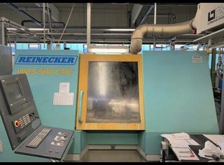 Reinecker WZS 500 CNC P210222083
