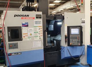 Doosan VC630/5AX P210222111