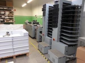 Horizon HORIZON VAC100A / VAC 100M / ST40 / SPF200A / FC200A / LC200 / MS100 Sammelheftermaschine