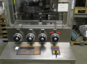 Romano Noack HRP 36E Rotary tablet press
