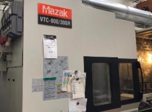Centro de mecanizado vertical Mazak VTC 800-30SR