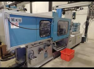 Used BMB MC 150 Injection moulding machine