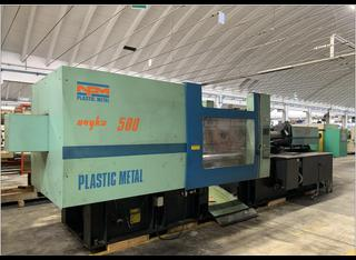 New Plastic Metal UNYKA 500 P210223013