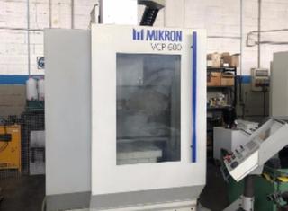 Mikron VCP 600 P210223021