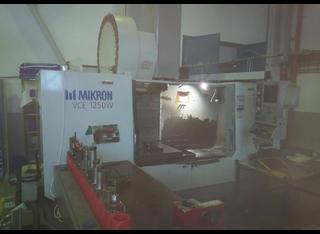HAAS MIKRON VCE 1250W P210223128