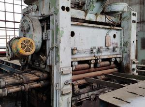 WMW GOTHA GERMANY UBR 10x2000 Straightening machine