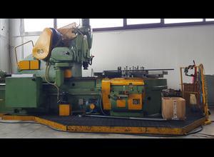 Fellows 106'' Cnc gear hobbing machine
