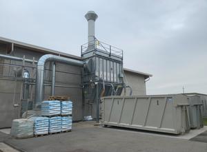 Collecteur de poussière MION MVT ATEX - MC/H 25/30.000