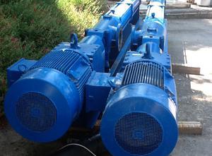 Allweiler AE2+2N2700-ID/112 GOK Pumpe