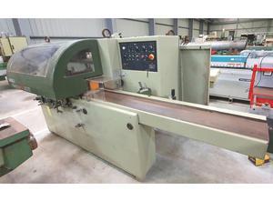 SCM COMPACT 22 Gebrauchte Mehrkopf-Kehlmaschine