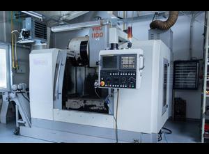 Pionowe centrum obróbcze EUMACH VMC 1100