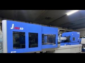 JSW J280AD-460H Eine elektrische Spritzgießmaschine