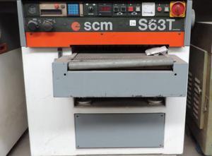 SCM S63T Hobelmabeschneidungsmaschine