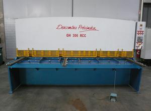 Descombes Precimeca GH 306 RCC+ST CNC Schere