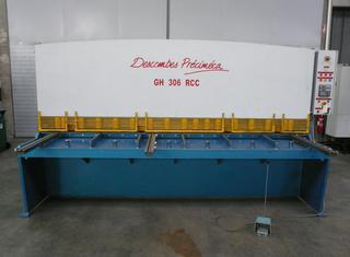 Descombes Precimeca GH 306 RCC+ST P210226066