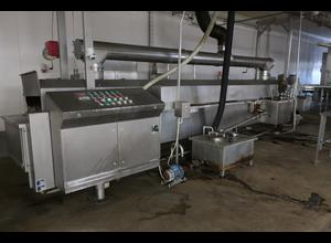 Friteuse Koppens Continuous Frying Line