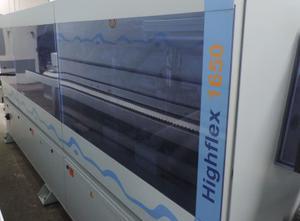 Highflex 1650 Gebrauchte Kantenanleimmaschine