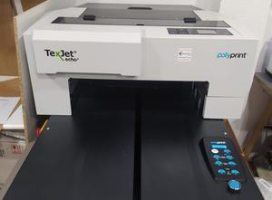 Polyprint Texjet echo 2 Textilpresse