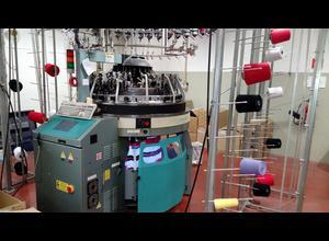 Máquinas Circulares MecMor Variatex 1800J para Venda