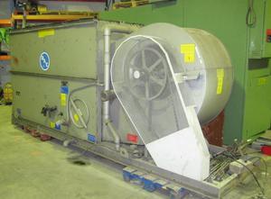 Inductotherm VIP Power Trak 1000 Induktionsofen zum Schmelzen, Tiegel